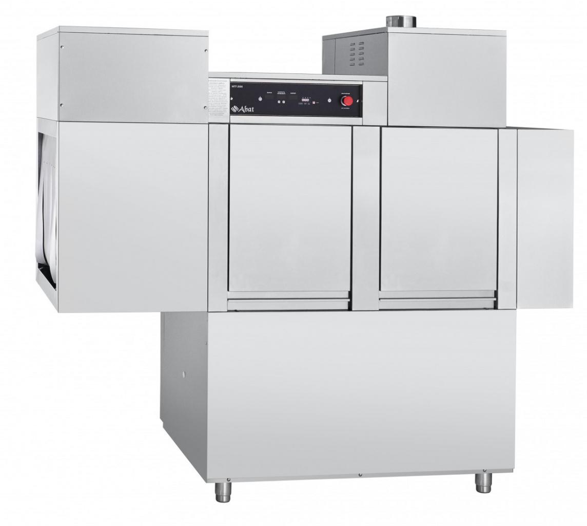 Туннельная посудомоечная машина ЧувашТоргТехника МПТ-2000