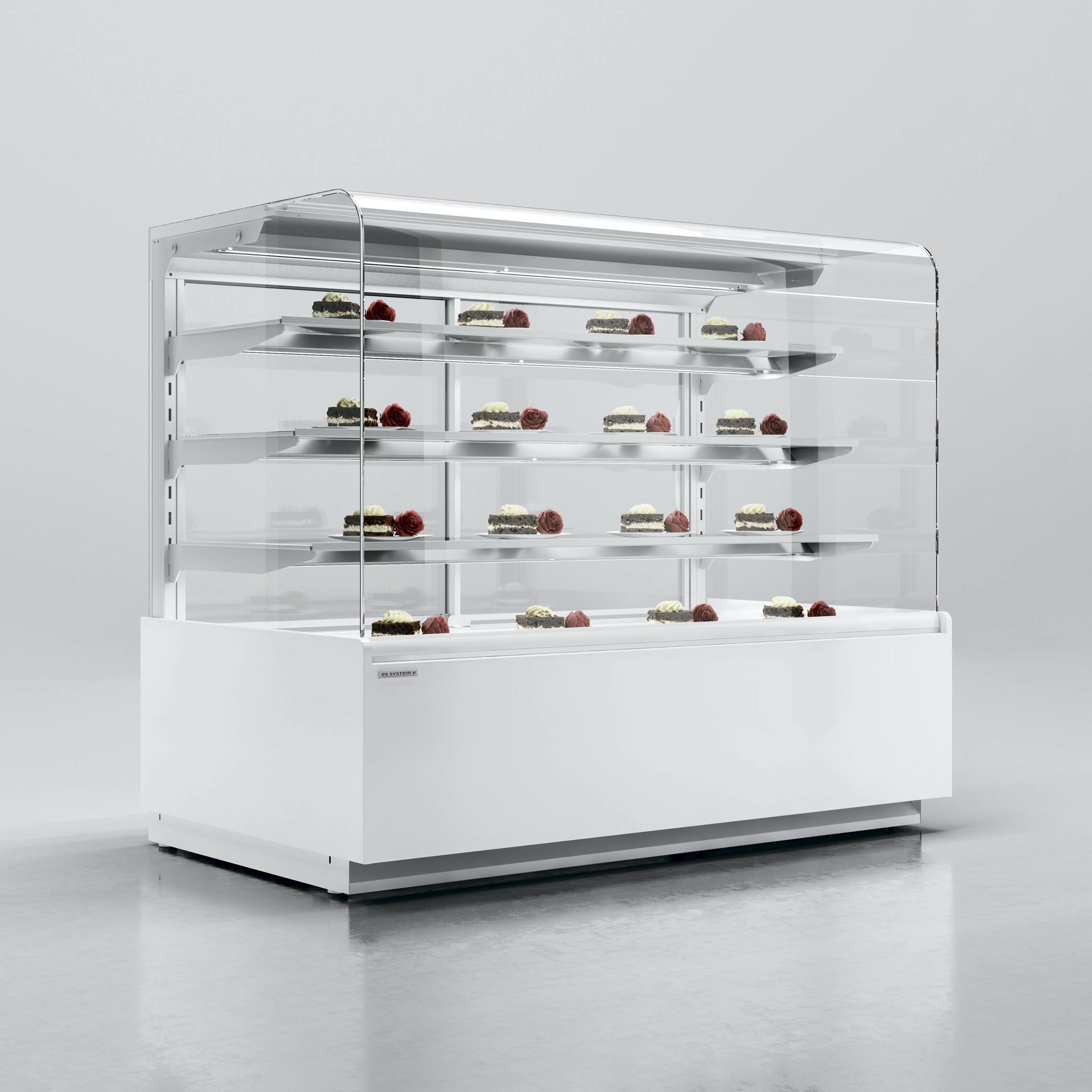 Витрина холодильная ES SYSTEM K LCC Carina 05 1,4