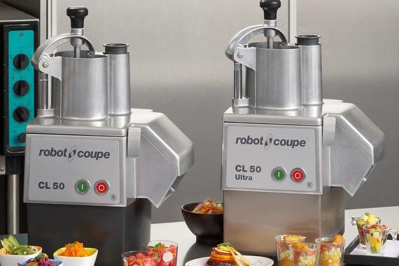Обзор модельного ряда овощерезок Robot Coupe