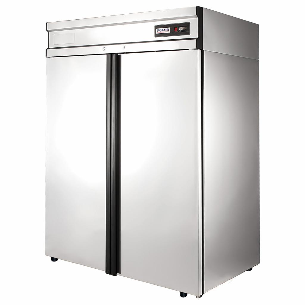 Шкаф холодильный POLAIR CC214-G на сайте Белторгхолод
