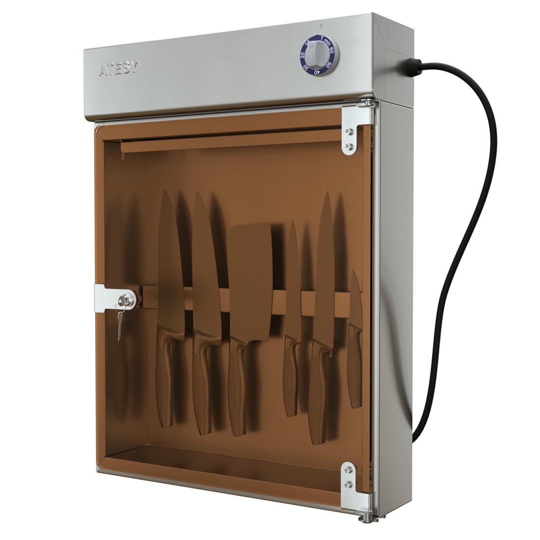 Стерилизатор ножей Атеси СТУ-1-376-02-1