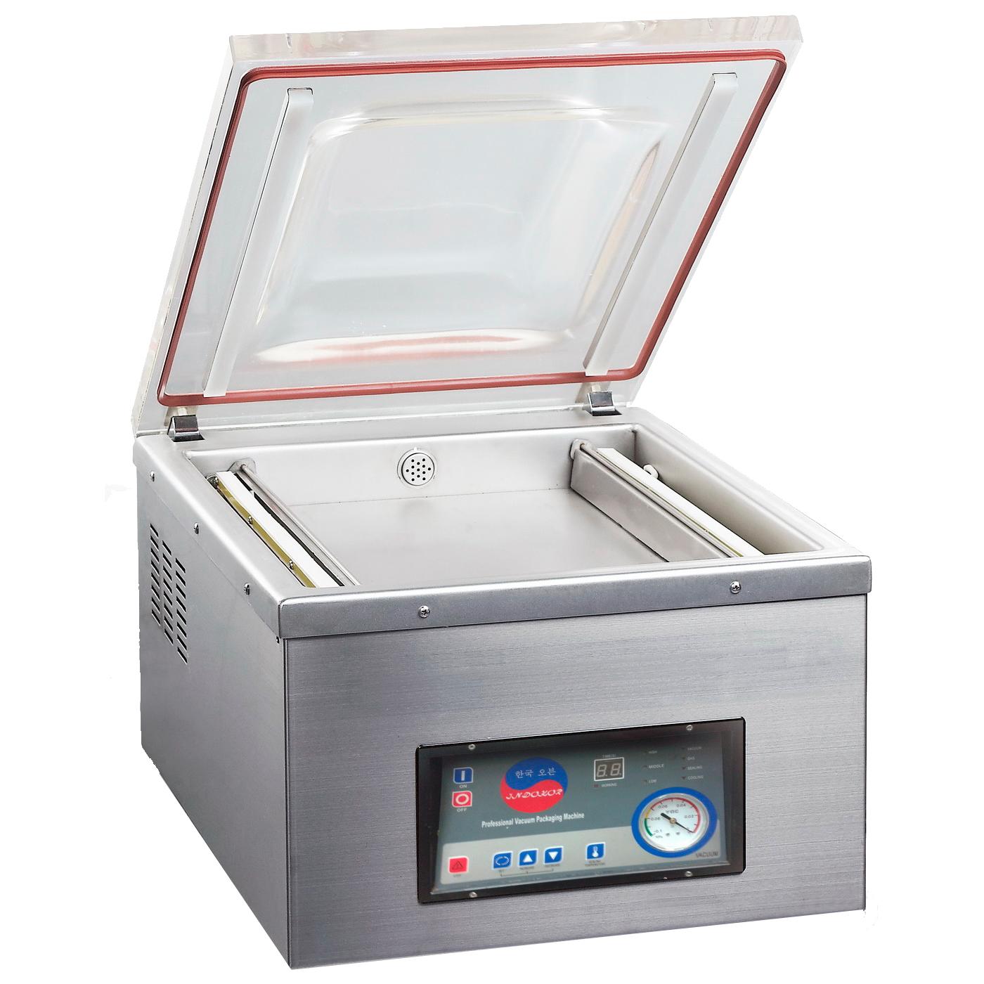 Вакуумный упаковщик INDOKOR IVP-430PT/2 GAS