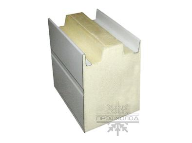 Сэндвич панели ПрофХолод PUR Ral / Ral,толщина 150