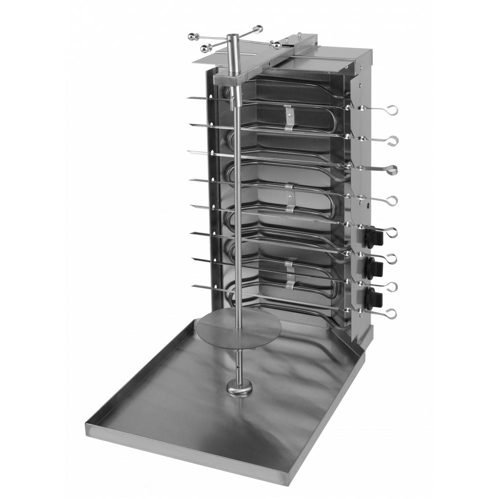 Аппарат для шаурмы электрический Гриль Мастер Ф3ШмЭ (max 70 кг) (арт. 21201)