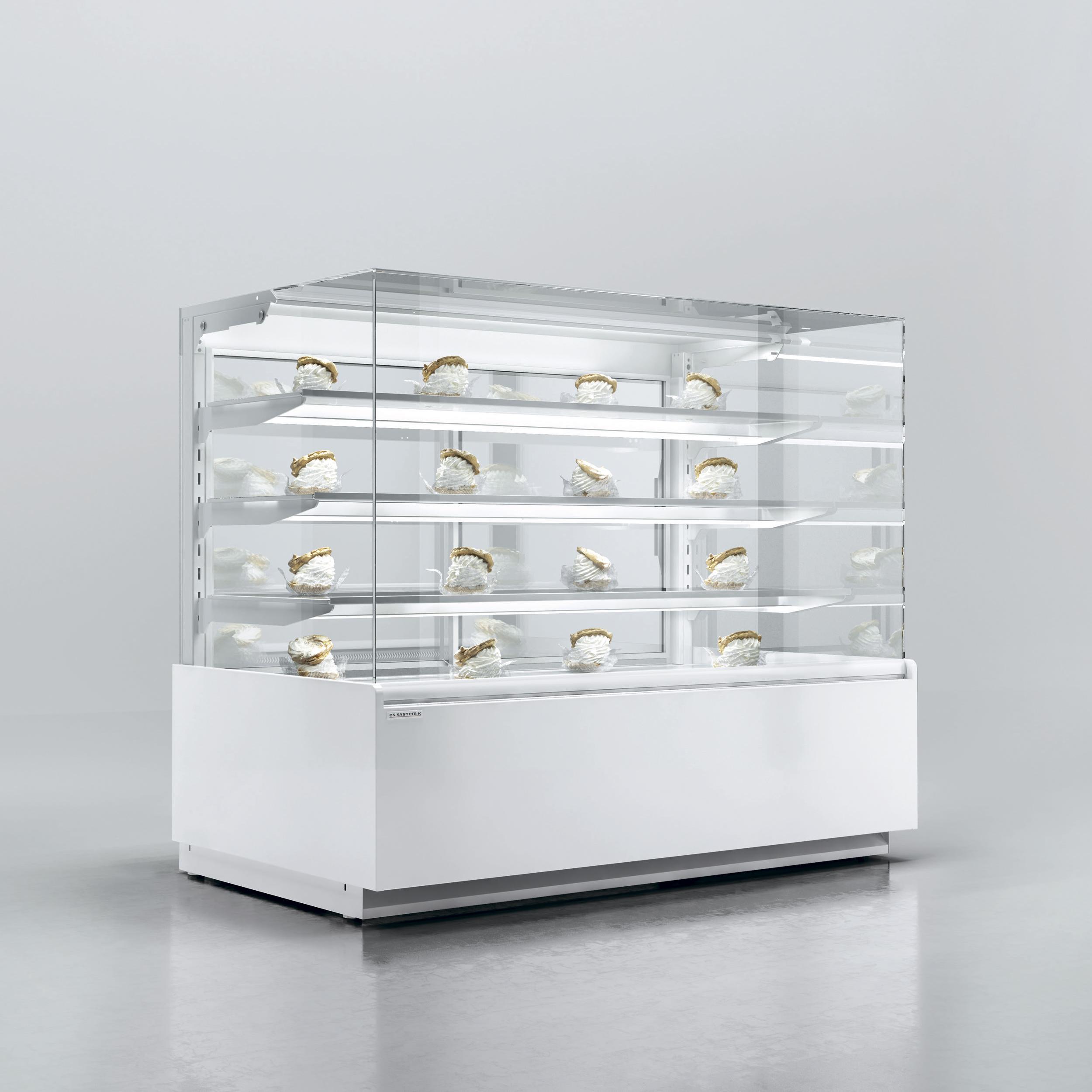Витрина холодильная ES SYSTEM K LCC Carina 04 1,4