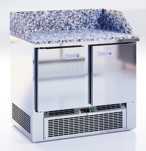 Холодильный стол Cryspi СШС-0,2 GN-1000 NDGBS