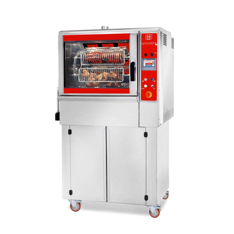 Профессиональная печь CB LEONARDO 550/6