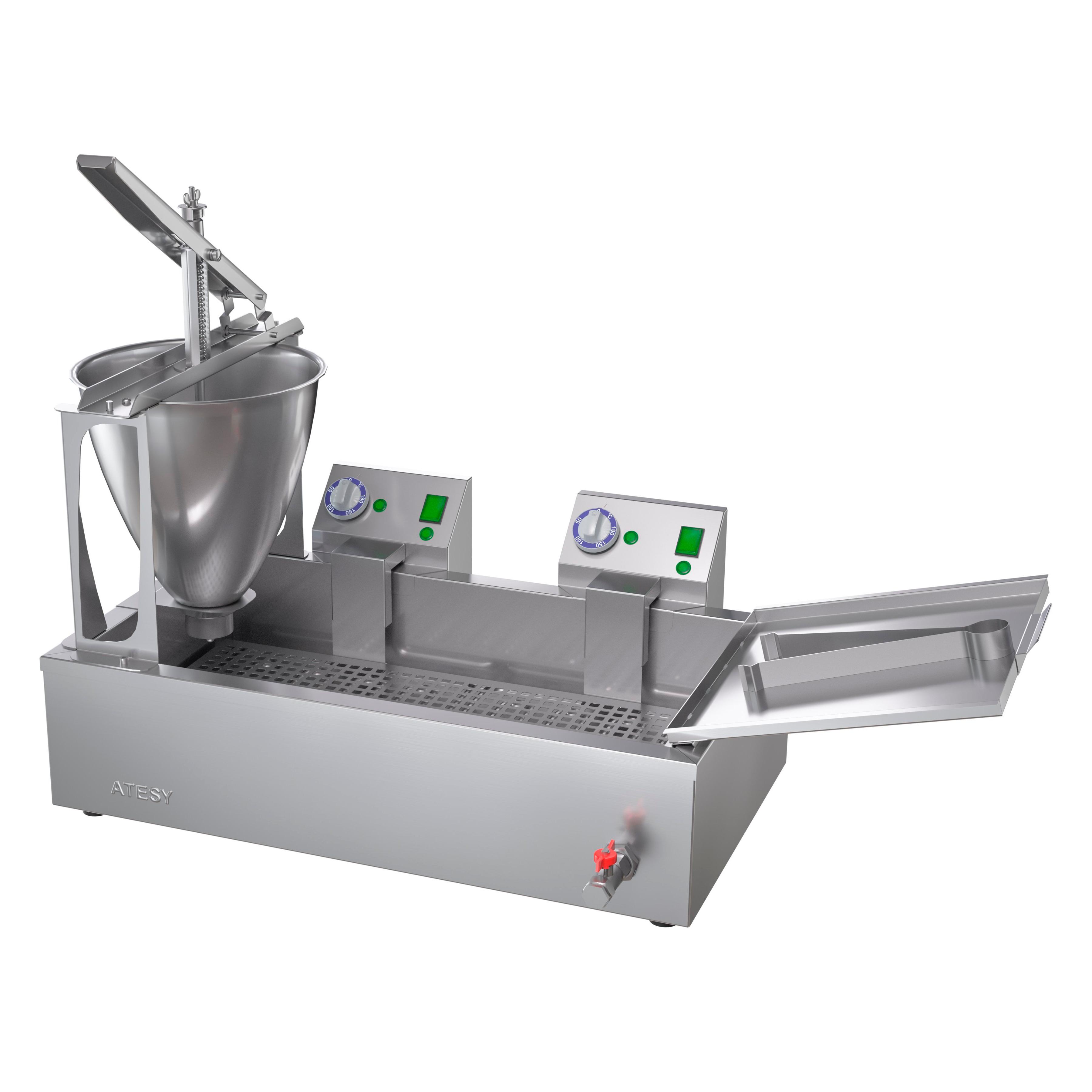 Аппарат для приготовления кваркини Атеси КА-500-01