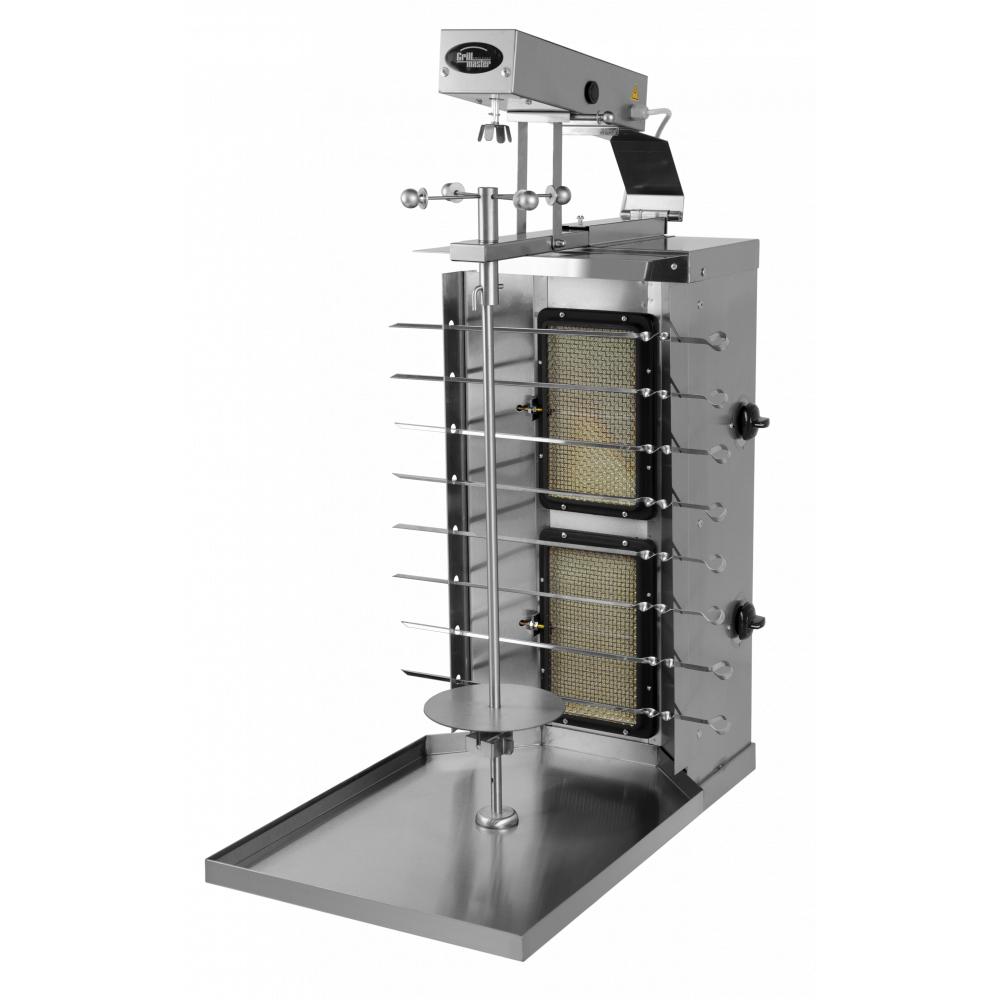 Аппарат для шаурмы газовый Гриль Мастер Ф2ШмГ (у) (max 60 кг) (арт. 11211)