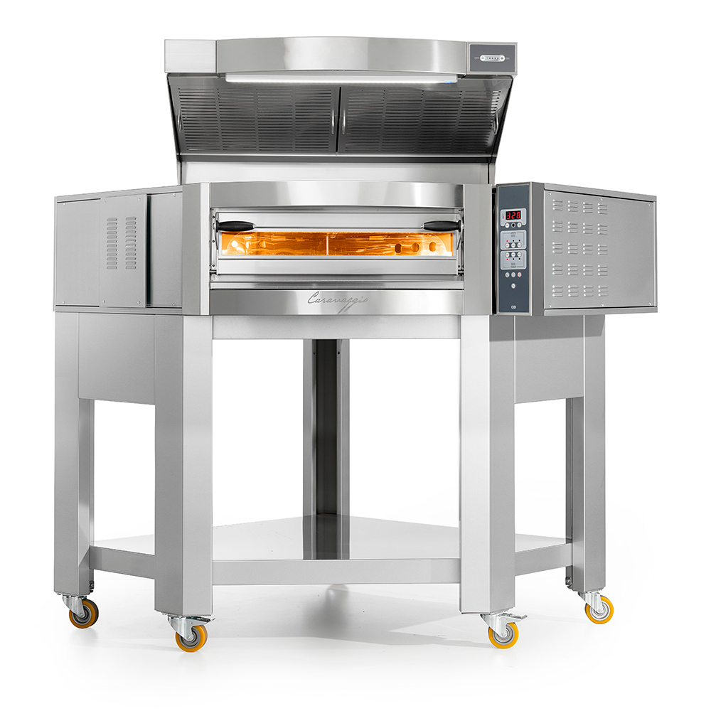 Печь для пиццы Cuppone Caravaggio CR535/1CD