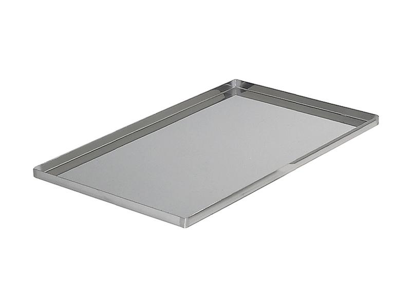 Противень WLBake алюминиевый, 600х400х15, 4 борта
