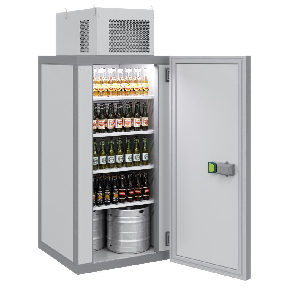 Холодильная камера POLAIR КХН-1,28 Мinicellа ММ на сайте Белторгхолод