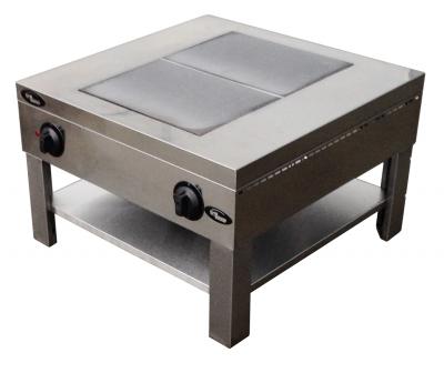 Плита электрическая Гриль Мастер 2-конфорочная Ф1пэ(2 конфорки, плита-тумба)