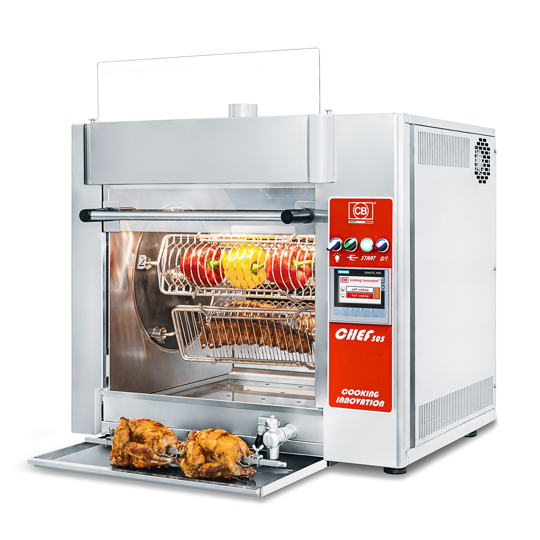 Профессиональная печь CB CHEF 505