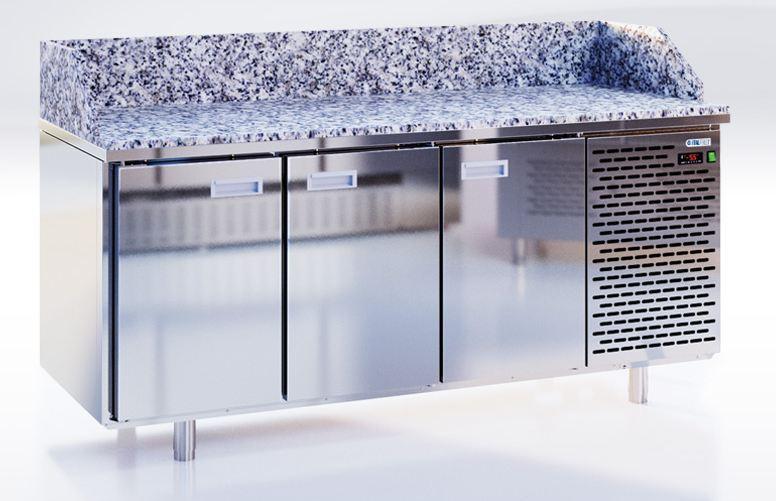 Холодильный стол Cryspi СШС-0,3 GN-1850 NRGBS