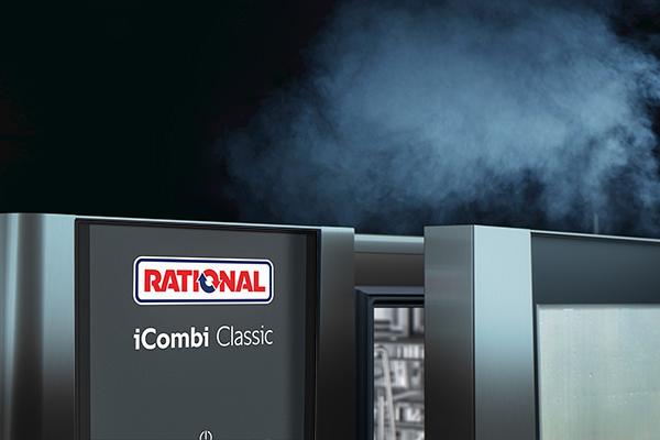 Специальные условия на пароконвектоматы RATIONAL iCombi Classic для отелей и ресторанов