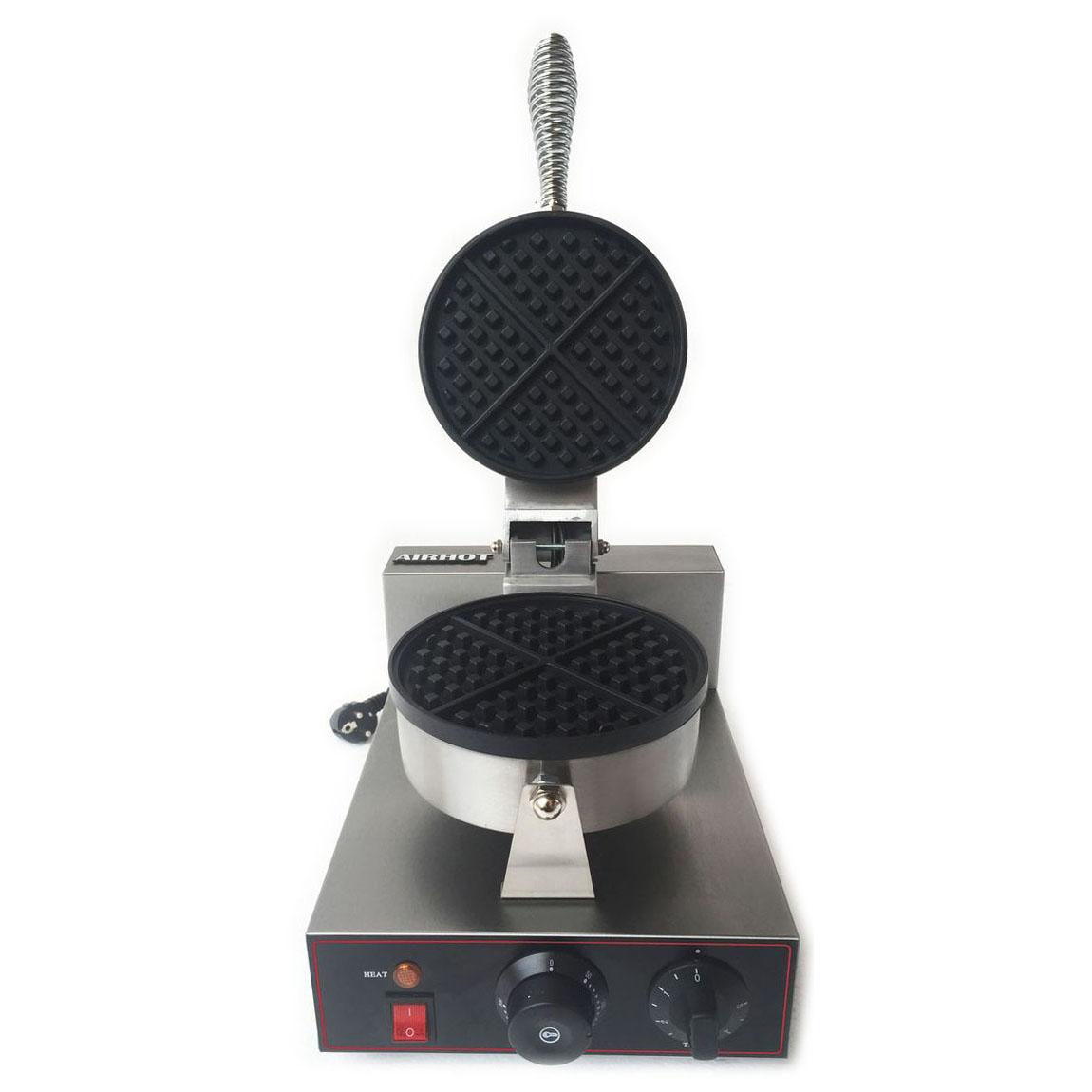 Вафельница для бельгийских вафель Airhot WE-1