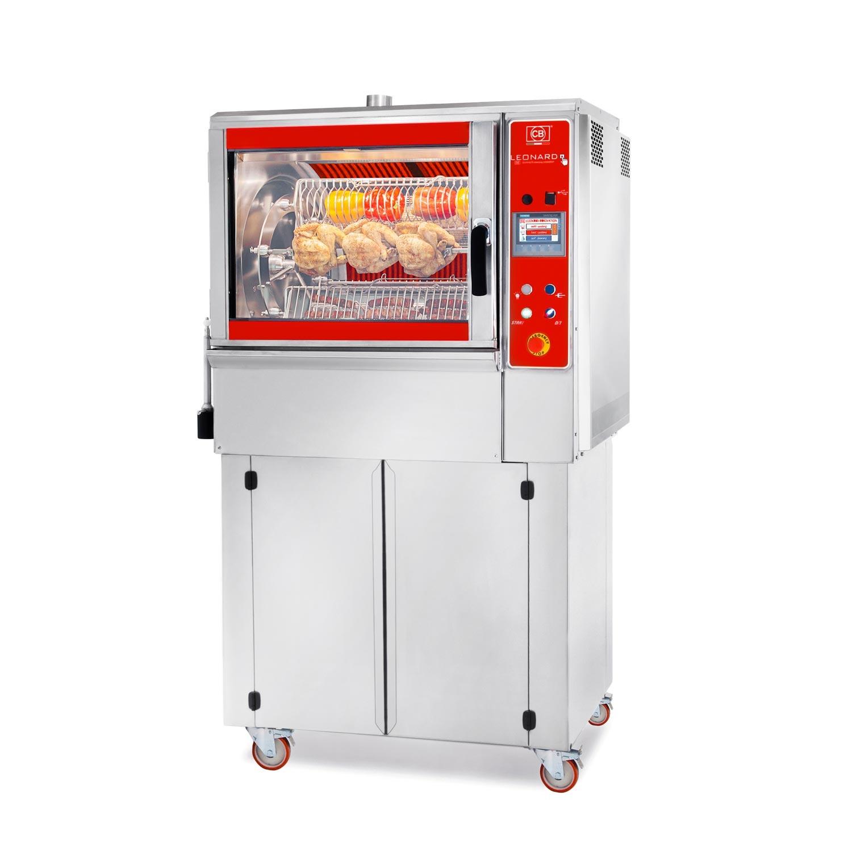 Профессиональная печь CB LEONARDO 600/6