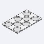 Аксессуары пароконвектомат Rational Multibaker 1/1 GN (325 x 530 мм) 60.71.157