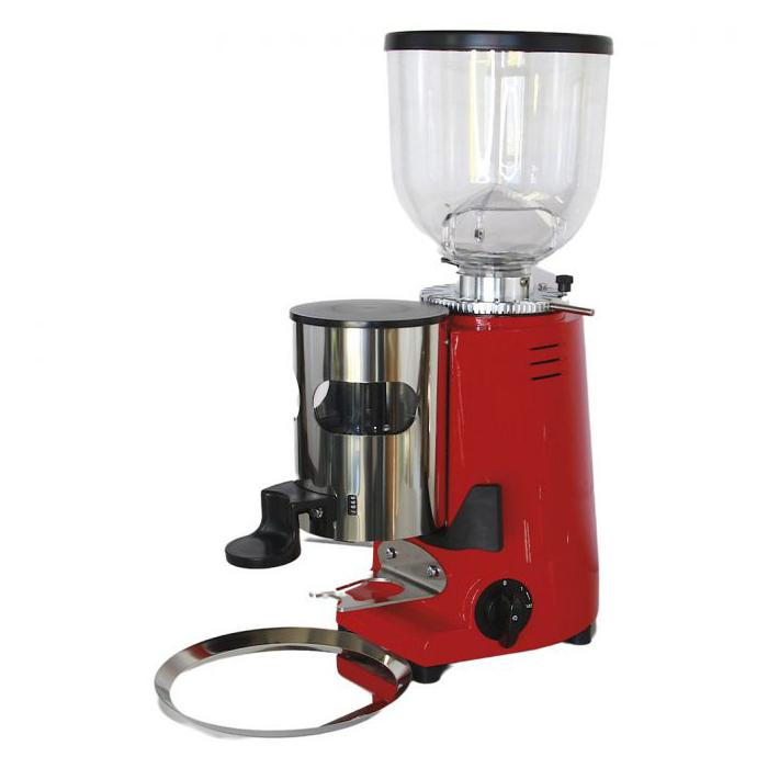 Кофемолка MEC MST-64PM