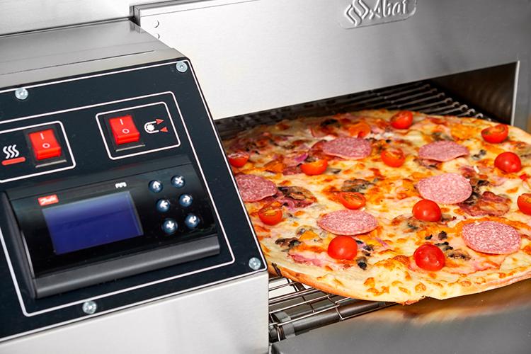 Новинка! Конвейерные электрические печи для пиццы ЧувашТоргТехника