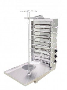 Аппарат для шаурмы Гриль Мастер электрический Ф3ШМЭ на сайте Белторгхолод