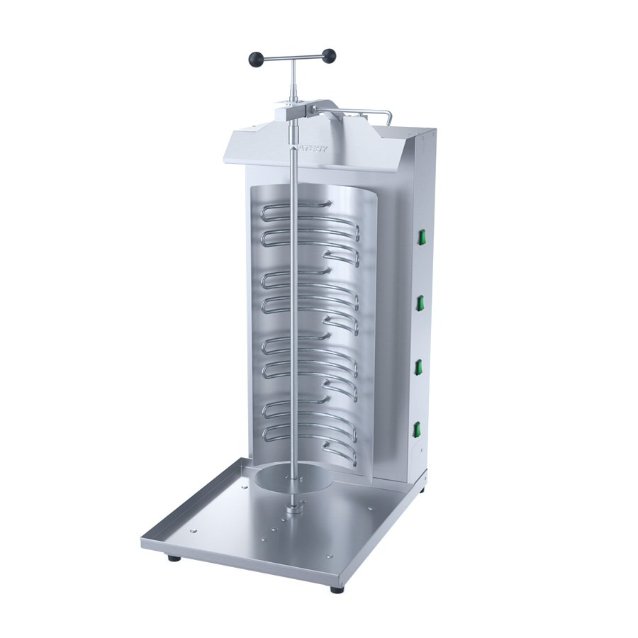 Аппарат для шаурмы Атеси Шаурма-4-Эл-05-Оц (с ручным приводом)