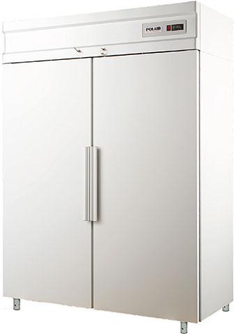 Шкаф холодильный POLAIR CV114-S на сайте Белторгхолод
