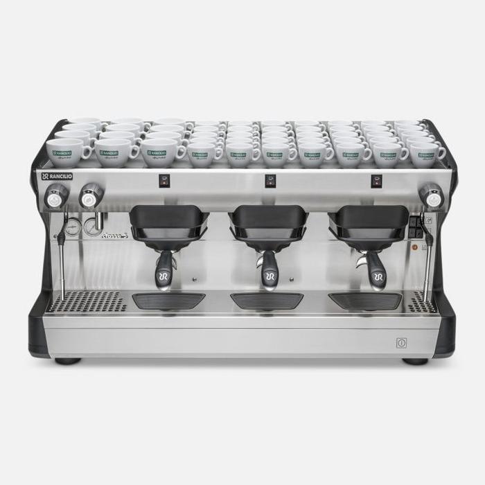 Кофемашина Rancilio Classe 5 S 3 GR