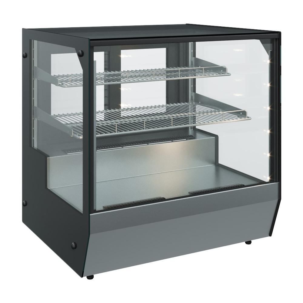 Витрина холодильная Carboma AMRA AC59 VV 1,2-1 на сайте Белторгхолод
