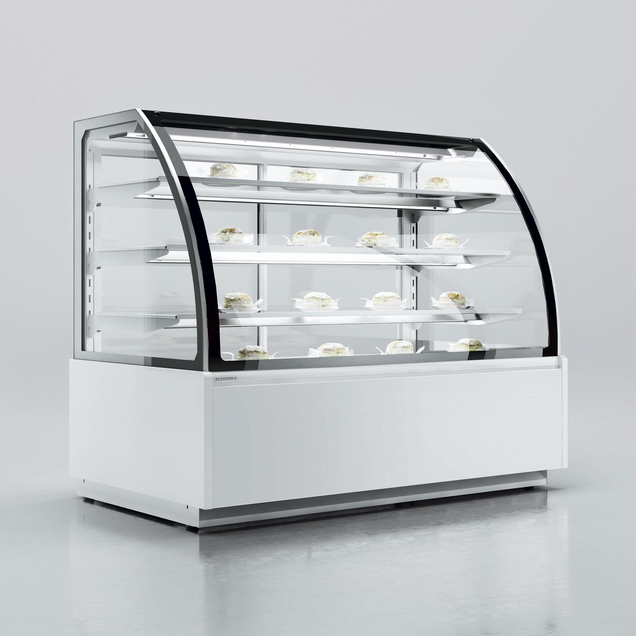 Витрина холодильная ES SYSTEM K LCC Carina 03 EXT 45