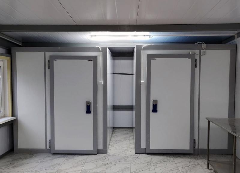 Правильный монтаж холодильного оборудования