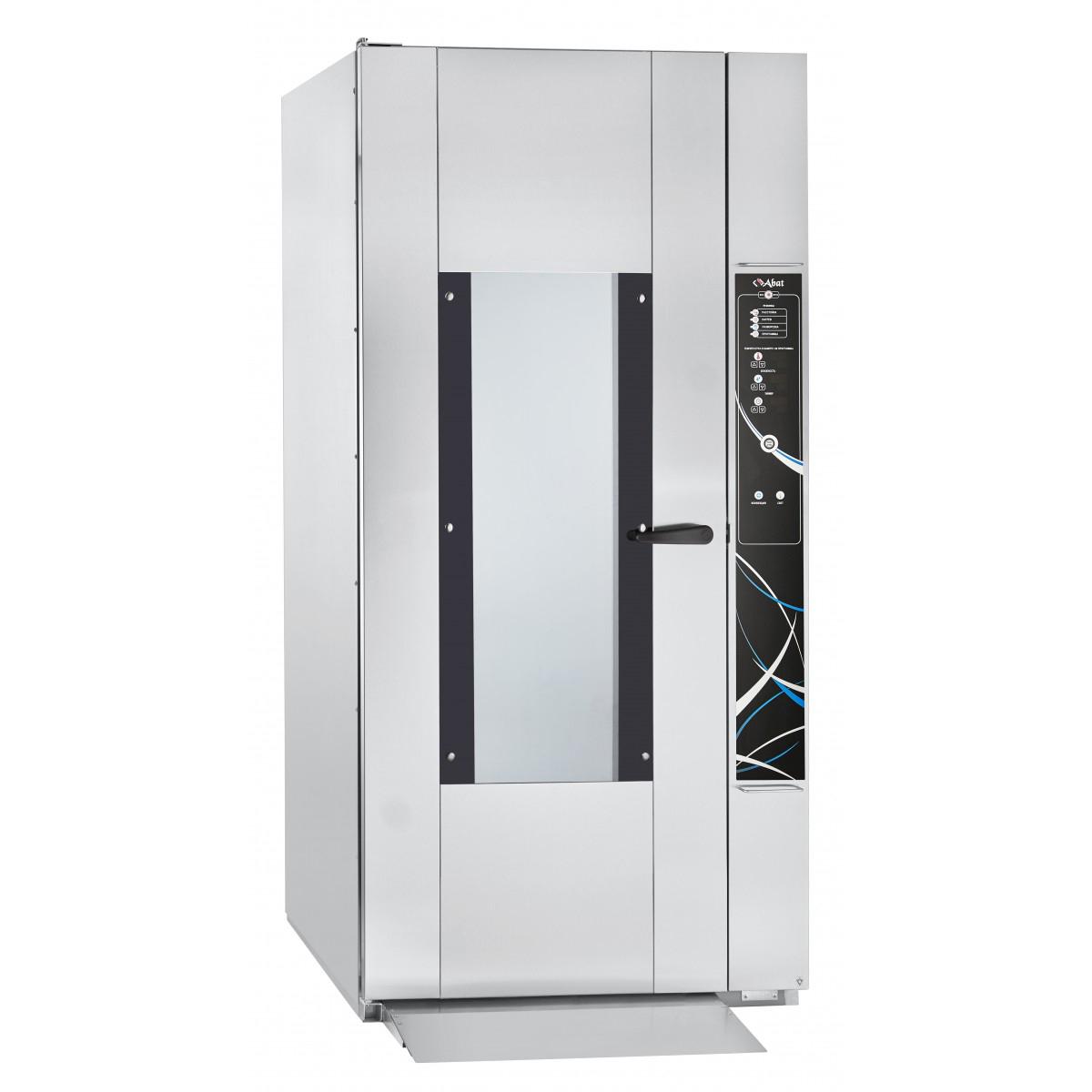 Расстоечный шкаф ЧувашТоргТехника ШРТ-18П (чёрный дизайн)