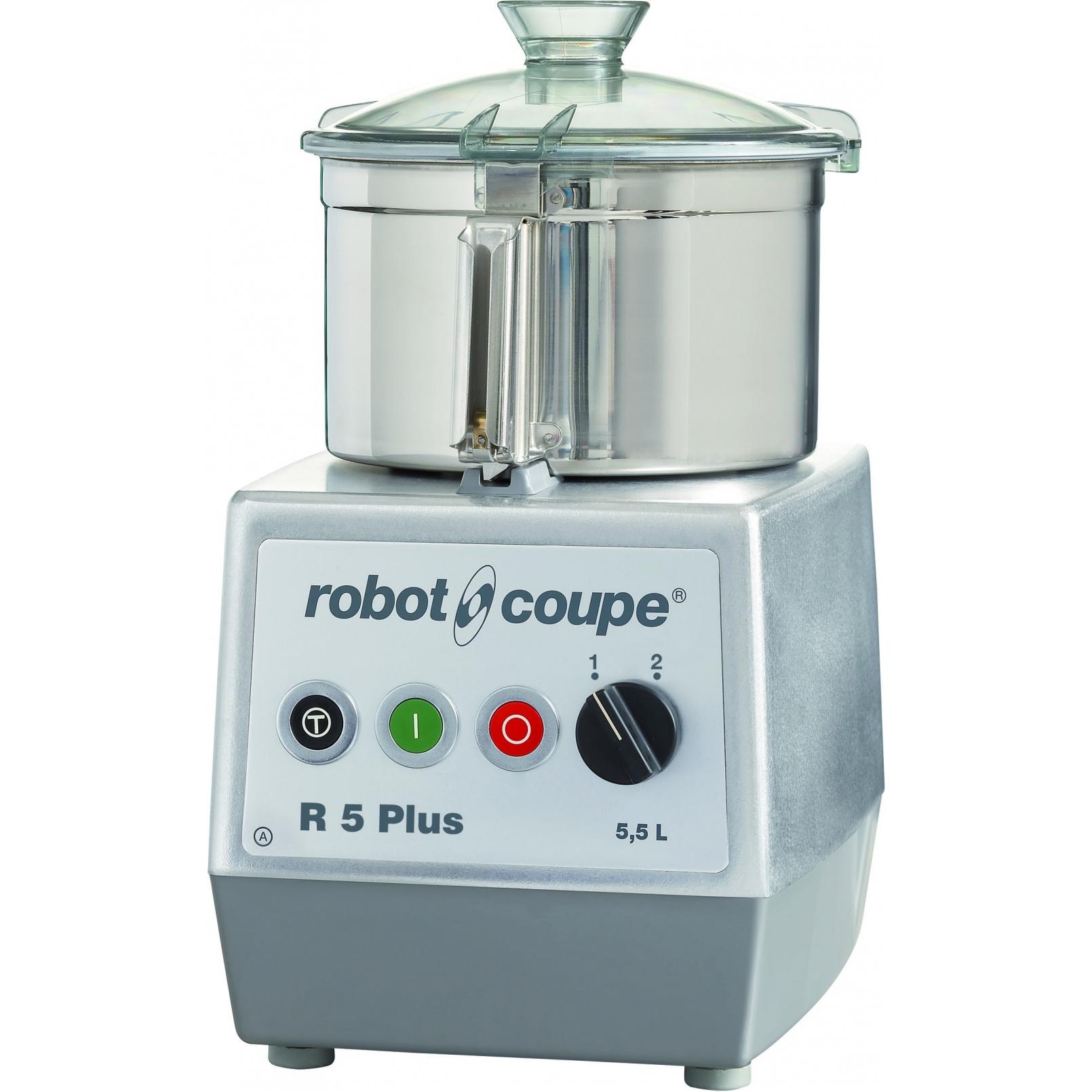 Куттер Robot Coupe R5 Plus (арт. 24309)