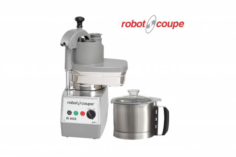 Популярные модели механического оборудования Robot Coupe в наличии!