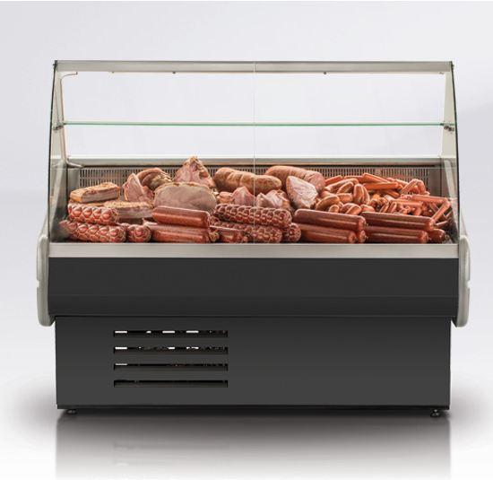 Витрина холодильная Cryspi OCTAVA 1200 на сайте Белторгхолод