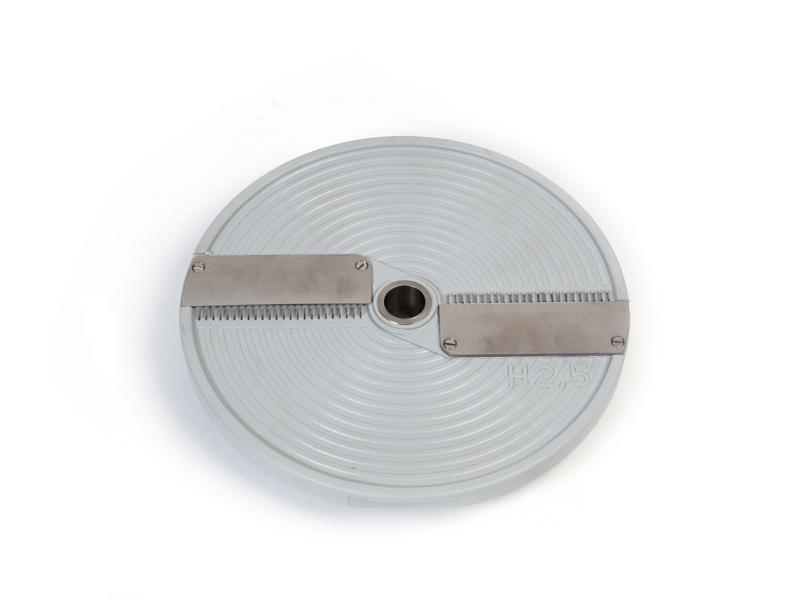 Аксессуар Vortmax диск H2,5 для нарезки соломкой 2,5х2,5мм для SL55/58
