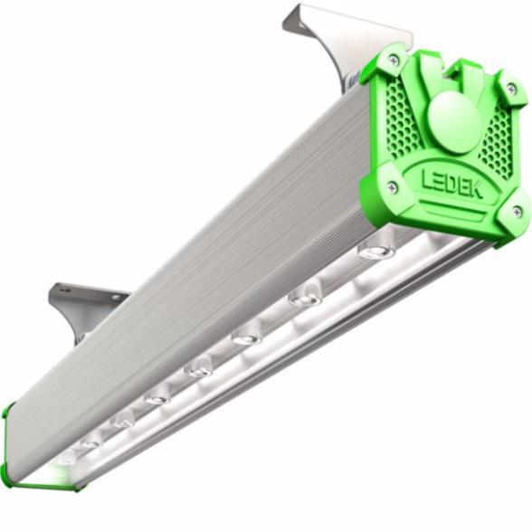 Торговый светодиодный светильник Ledek Nano-Trade LENS 16 на сайте Белторгхолод