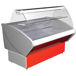 Витрина холодильная G95 SV 1,2-1 (ВХСр-1,2 Полюс) на сайте Белторгхолод