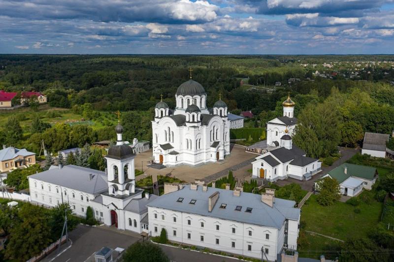 Монтаж холодильных камер ПрофХолод со сплит-системами POLAIR для монастыря в Полоцке