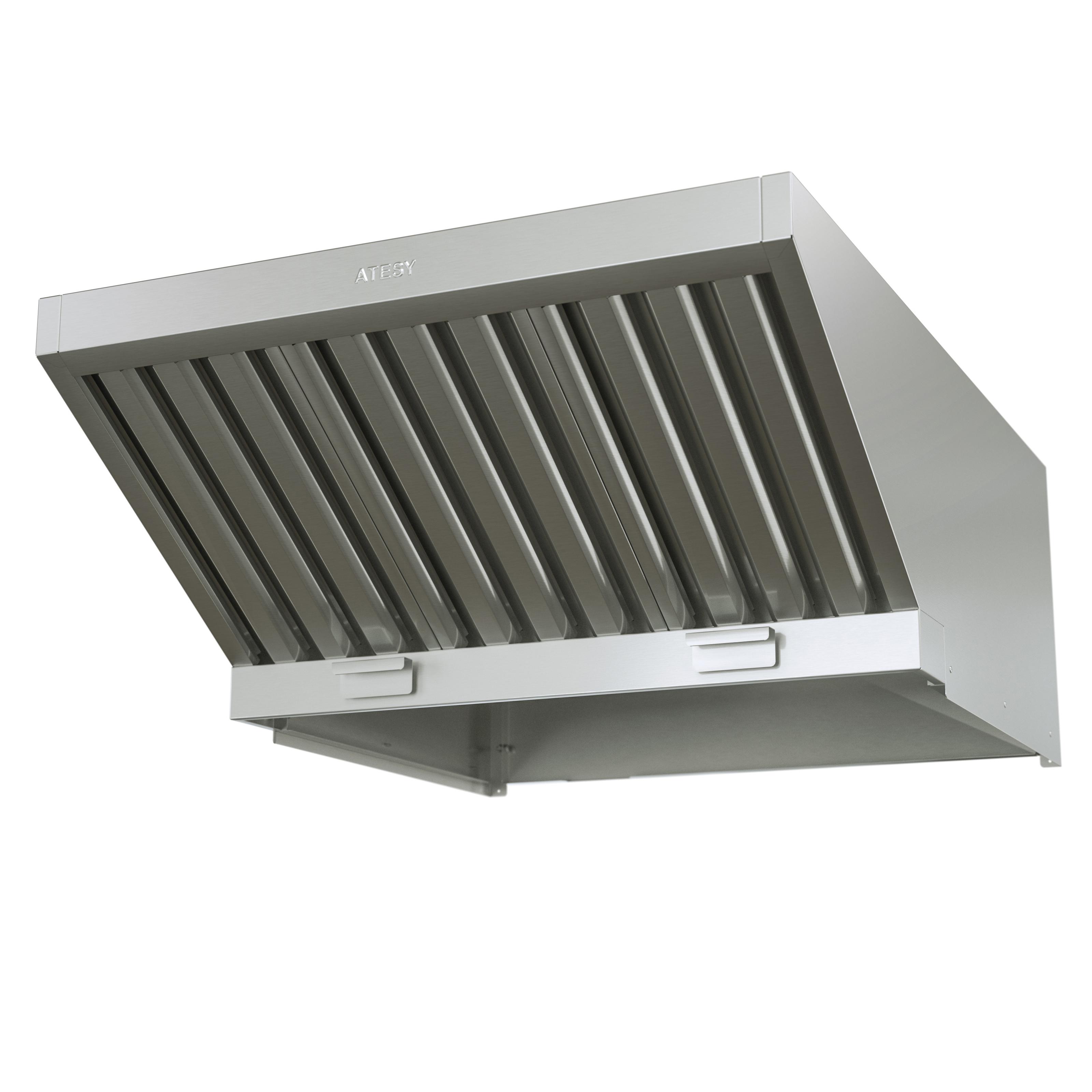 Зонт вентиляционный Атеси ЗВП-С-10-1.1-03