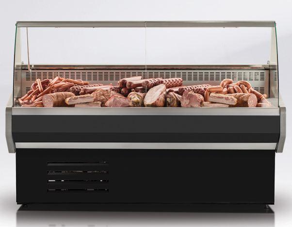 Витрина холодильная Cryspi OCTAVA U 1500 на сайте Белторгхолод