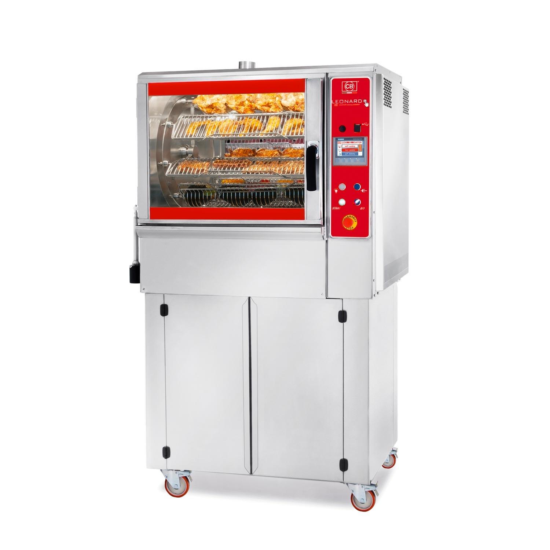 Профессиональная печь CB LEONARDO 780/9