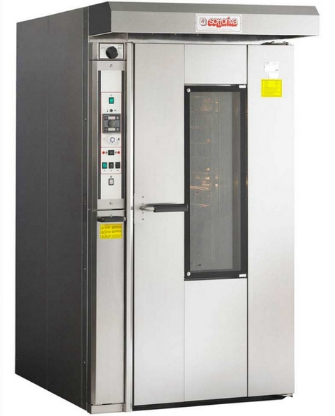 Печь ротационная электрическая Sottoriva QUASAR COMPACT 6080 E TOP