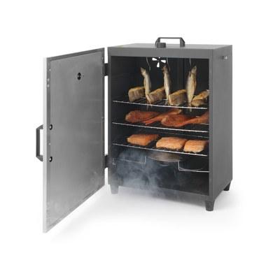 Тепловой шкаф для копчения Hendi 238486