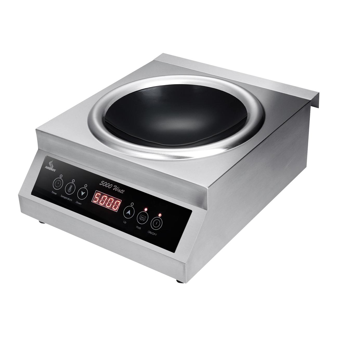 Плита индукционная Airhot IP5000 WOK