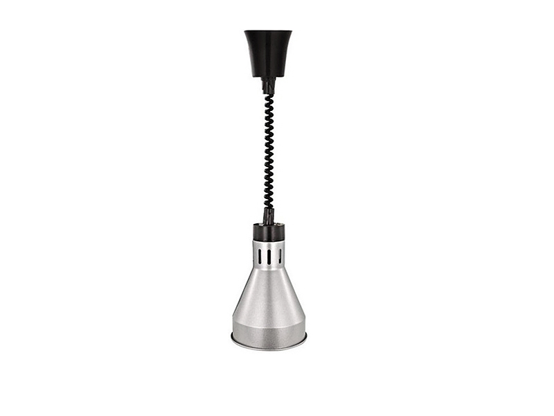 Лампа подогрева EKSI подвесная EL-500-R Silver