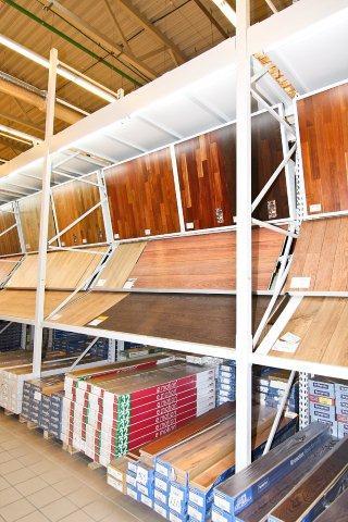 Для строительных магазинов Itab Стеллажные системы для строительных магазинов на сайте Белторгхолод