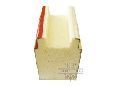 Сэндвич панели ПрофХолод PIR Ral / Ral,толщина 150