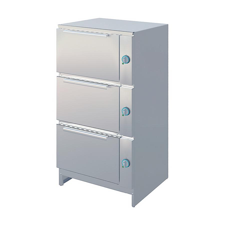 Шкаф жарочный 3-секционный Атеси Алента ШЖ-3Э